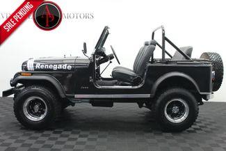 1977 Jeep CJ7 V8 RESTORED MANUAL 4X4 in Statesville, NC 28677