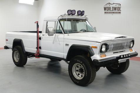 1977 Jeep J20 J2000. V8. GLADIATOR. RARE. DRIVER 4x4. | Denver, CO | Worldwide Vintage Autos in Denver, CO