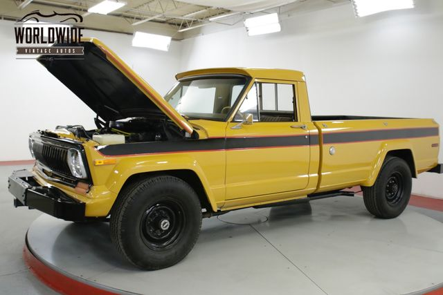 RESTORED 4X4 360 V8 4-SPEED MUST SEE | eBay