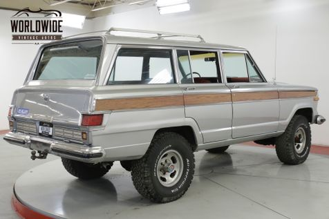 1977 Jeep WAGONEER V8 VINTAGE 4x4 AUTO PS PB CHEROKEE  | Denver, CO | Worldwide Vintage Autos in Denver, CO