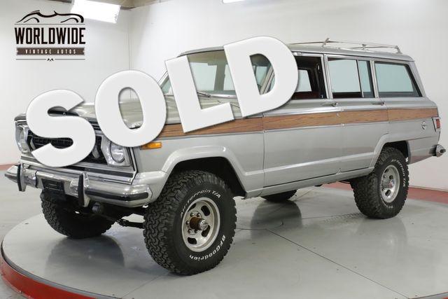 1977 Jeep WAGONEER in Denver CO