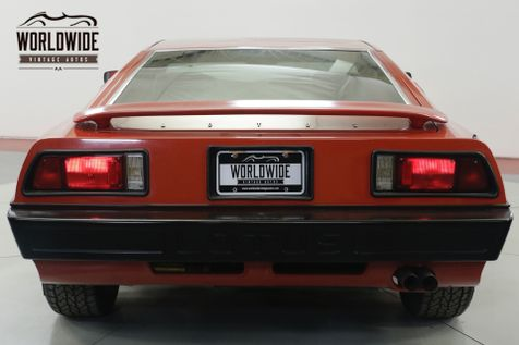 1977 Lotus ESPRIT S1 31K MI COLLECTOR GRADE 2L 5-SPEED MUST SEE | Denver, CO | Worldwide Vintage Autos in Denver, CO