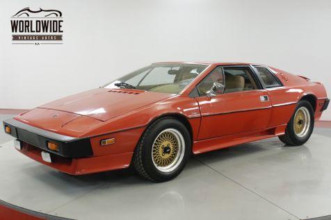 1977 Lotus ESPRIT S1 31K MI COLLECTOR GRADE 2L 5-SPEED MUST SEE   Denver, CO   Worldwide Vintage Autos in Denver, CO