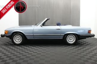 1977 Mercedes-Benz 450 SL CONVERTIBLE HARD TOP in Statesville, NC 28677