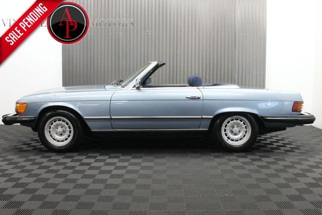 1977 Mercedes-Benz 450 SL CONVERTIBLE HARD TOP