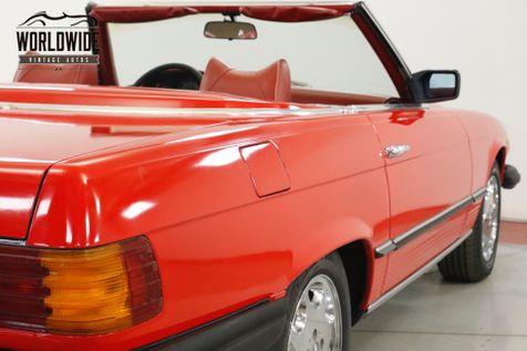 1977 Mercedes Benz 450SL CA CAR 60K ORIGINAL MI CONVERTIBLE COLLECTOR   Denver, CO   Worldwide Vintage Autos in Denver, CO