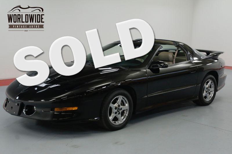 1997 Pontiac TRANS AM 11,200 ORIGINAL MILES. | Denver, CO | Worldwide Vintage Autos