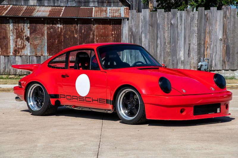 1977 Porsche 911 RSR  city TX  Dallas Motorsports  in Wylie, TX