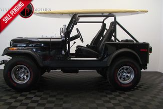 1977 Jeep CJ7 in Statesville, NC 28677