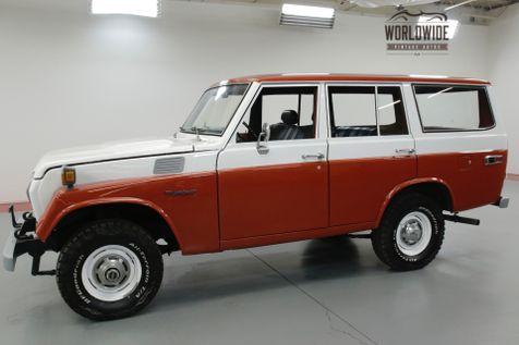 1977 Toyota LAND CRUISER  FJ55. RESTORED DRIVER. FACTORY STEEL WHEELS  | Denver, CO | Worldwide Vintage Autos in Denver, CO