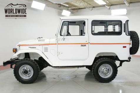 1977 Toyota LAND CRUISER  FJ40. FRAME OFF RESTORATION 4X4 PS PB  | Denver, CO | Worldwide Vintage Autos in Denver, CO