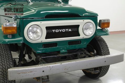 1977 Toyota LAND CRUISER FJ43  | Denver, CO | Worldwide Vintage Autos in Denver, CO