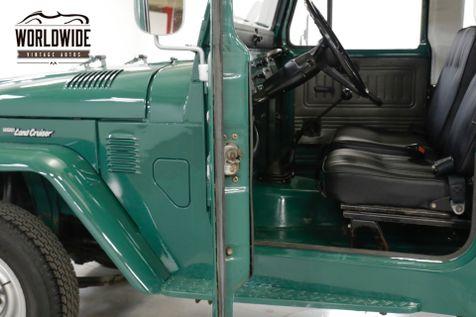 1977 Toyota LAND CRUISER FJ43  | Denver, CO | Worldwide Vintage Autos in Denver, CO