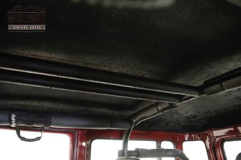 1977 Toyota LAND CRUISER  FJ40 FUEL INJECTED LS CONVERSION LIFTED WINCH | Denver, CO | Worldwide Vintage Autos in Denver, CO