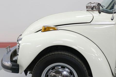 1977 Volkswagen BEETLE BUG. CONVERTIBLE. COLLECTOR. 42K ORIGINAL! | Denver, CO | Worldwide Vintage Autos in Denver, CO