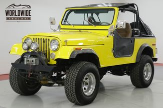 1978 Amer CJ7 in Denver CO
