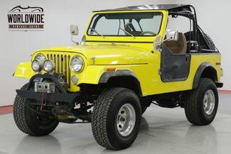 1978 Jeep CJ7 in Denver CO