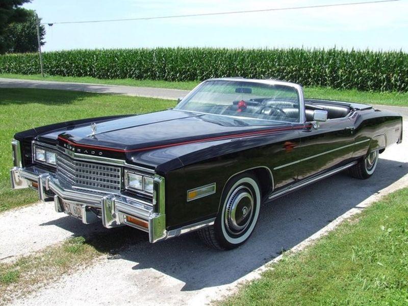 1978 Cadillac Eldorado Convertible   Mokena, Illinois   Classic Cars America LLC in Mokena Illinois