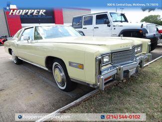 1978 Cadillac Eldorado Biarritz in McKinney, Texas 75070