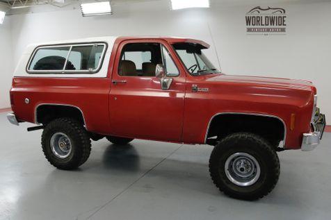 1978 Chevrolet BLAZER RESTORED BIG BLOCK V8 CONVERTIBLE COLLECTOR   Denver, CO   Worldwide Vintage Autos in Denver, CO