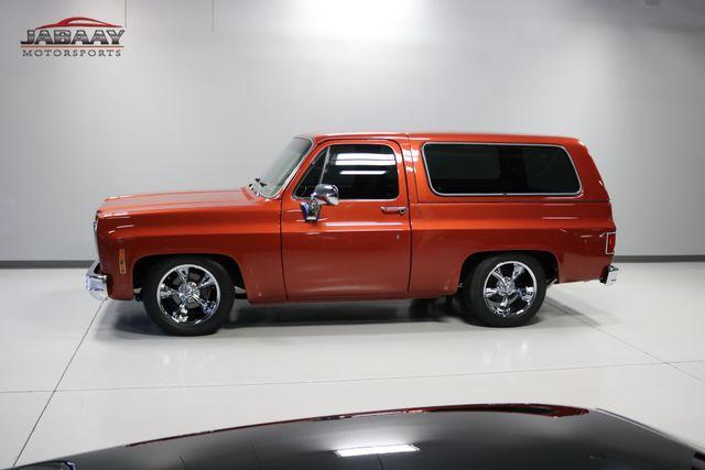 1978 Chevrolet Blazer Merrillville, Indiana 29