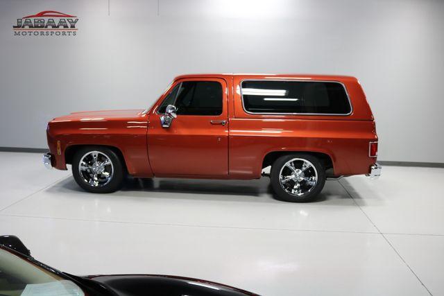 1978 Chevrolet Blazer Merrillville, Indiana 30