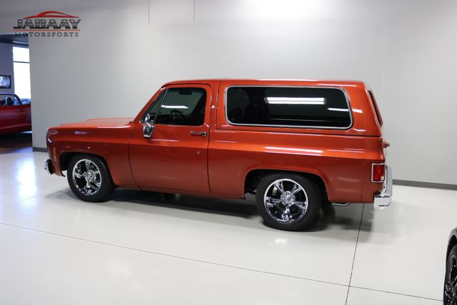 1978 Chevrolet Blazer Merrillville, Indiana 31