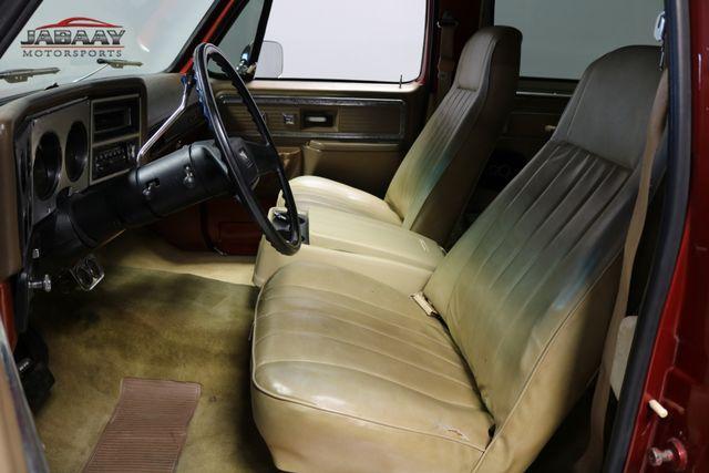 1978 Chevrolet Blazer Merrillville, Indiana 10