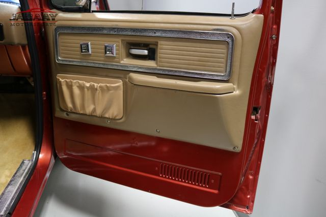 1978 Chevrolet Blazer Merrillville, Indiana 21