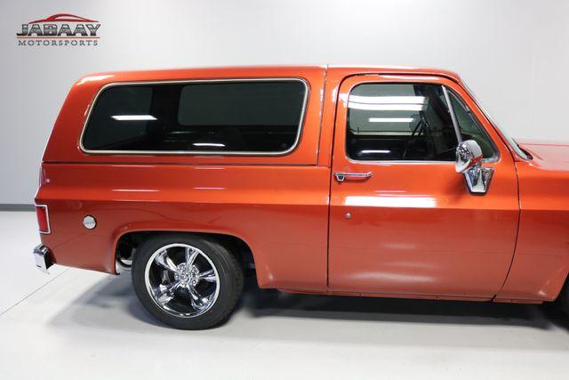 1978 Chevrolet Blazer Merrillville, Indiana 32