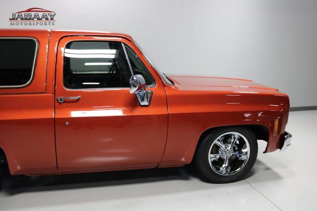 1978 Chevrolet Blazer Merrillville, Indiana 33