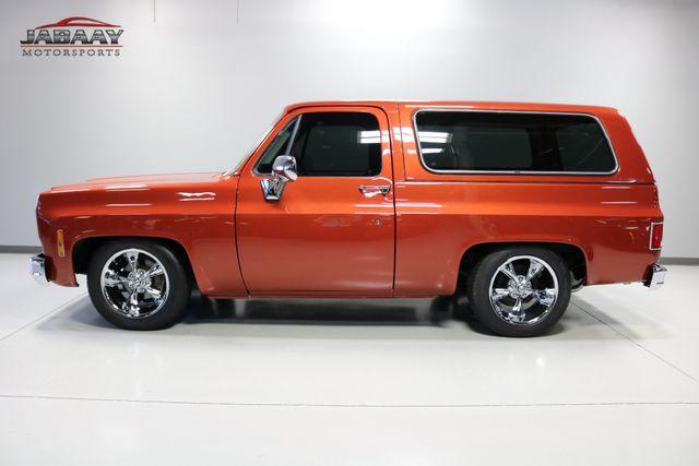 1978 Chevrolet Blazer Merrillville, Indiana 1