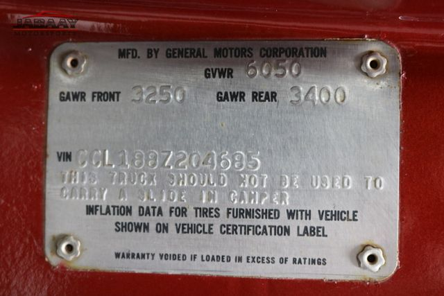 1978 Chevrolet Blazer Merrillville, Indiana 42