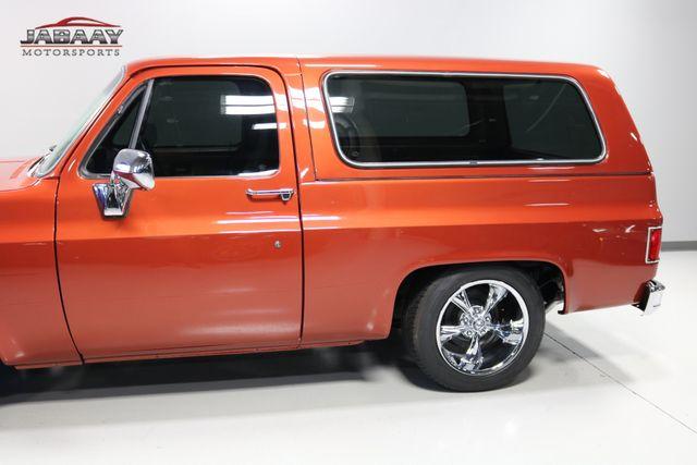 1978 Chevrolet Blazer Merrillville, Indiana 27