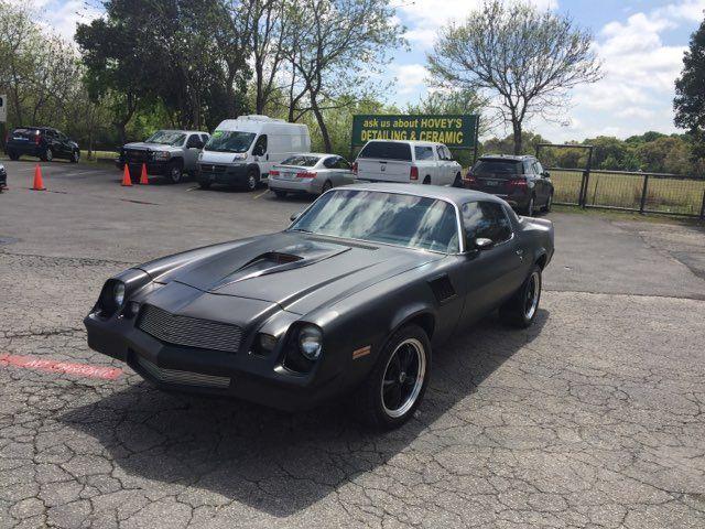 1978 Chevrolet Camaro Boerne, Texas 4