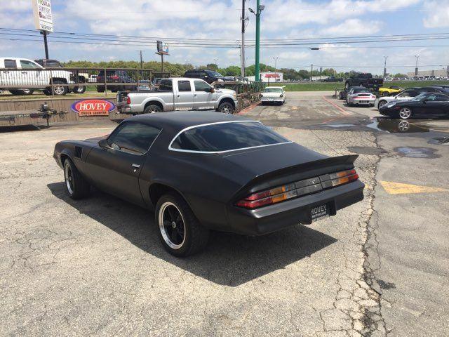 1978 Chevrolet Camaro Boerne, Texas 6