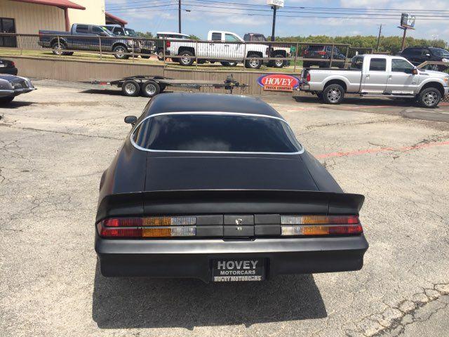 1978 Chevrolet Camaro Boerne, Texas 7
