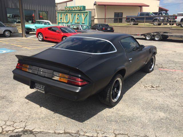 1978 Chevrolet Camaro Boerne, Texas 9