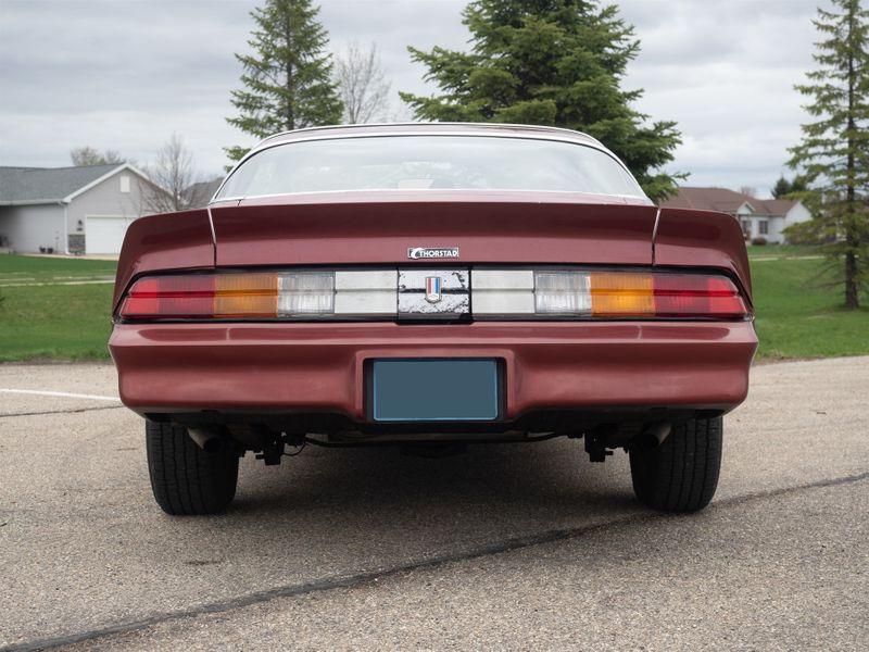 1978 Chevrolet Camaro TYPE LT ONLY 21K ORIGINAL MILES 350 V8 AUTO TRANS in Rowlett, Texas