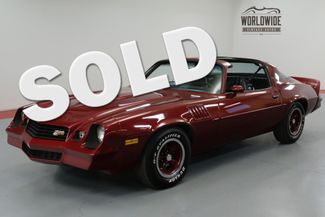 1978 Chevrolet CAMARO Z28 350 V8! 4-SPEED. A/C! PS PB T-TOPS. MUST SEE  | Denver, CO | Worldwide Vintage Autos in Denver CO