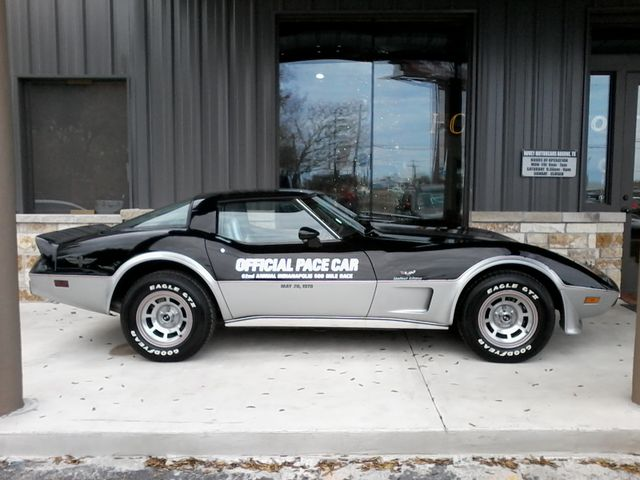 1978 Chevrolet Corvette PACE CAR Boerne, Texas 0