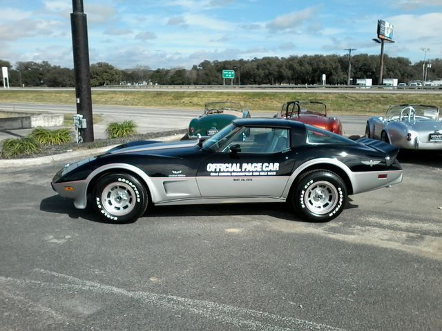 1978 Chevrolet Corvette PACE CAR Boerne, Texas 1