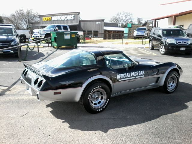 1978 Chevrolet Corvette PACE CAR Boerne, Texas 9