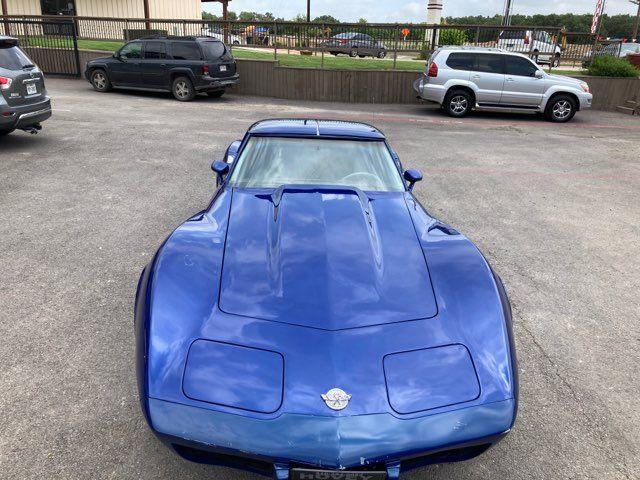 1978 Chevrolet Corvette Stingray in Boerne, Texas 78006