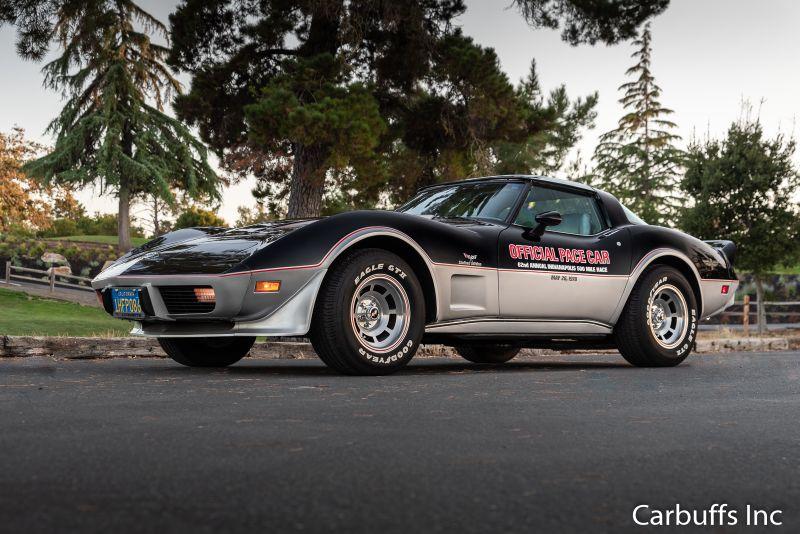 1978 Chevrolet Corvette Pace Car  | Concord, CA | Carbuffs in Concord, CA