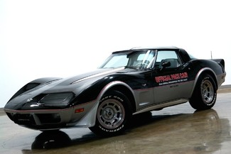 1978 Chevrolet Corvette 25 Anniversary Pace Car SURVIVOR in Dallas Texas, 75220