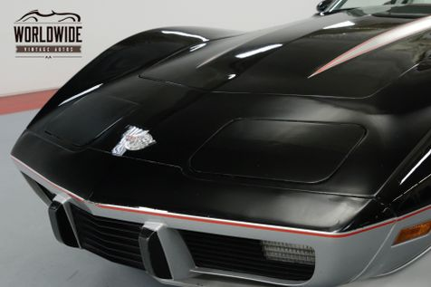 1978 Chevrolet CORVETTE INDY PACE CAR. 9K MILES COLLECTOR GRADE  | Denver, CO | Worldwide Vintage Autos in Denver, CO