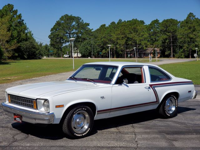 1978 Chevrolet Nova Coupe