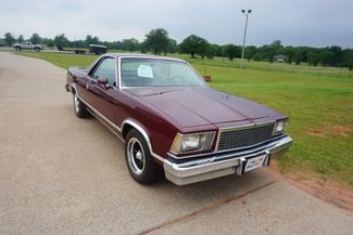 1978 Chevy El Camino Blanchard, Oklahoma 2