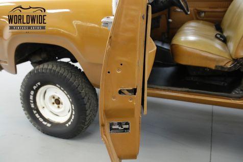 1978 Dodge POWER WAGON ONE OWNER, V8, PS, PB, FACTORY 4x4!   Denver, CO   Worldwide Vintage Autos in Denver, CO